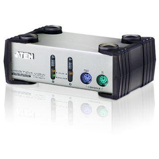 ATEN Technology CS82A 2-fach Desktop KVM-Switch