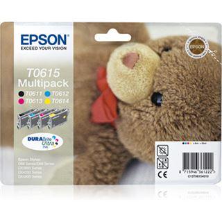 Epson C13T061540A0 schwarz + Multipack 32ml