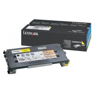 Lexmark 0C500S2YG gelb