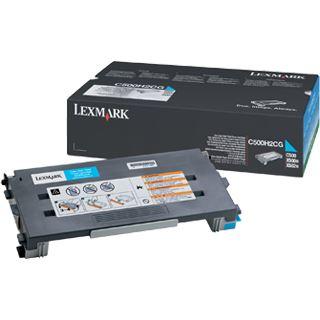 Lexmark Toner 0C500H2CG cyan