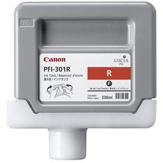 Canon Tinte PFI-301R 1492B001 rot