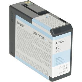 Epson Tinte C13T580500 cyan hell