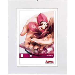 """Hama rahmenloser Bilderhalter """"Clip-Fix"""" 50x70cm für Bilder mit 30x45cm Antireflex"""