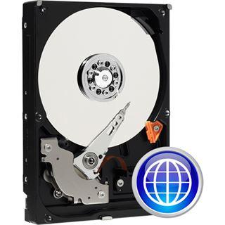 """80GB WD Caviar Blue WD800AAJS 8MB 3.5"""" (8.9cm) SATA 3Gb/s"""