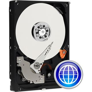 """320GB WD Caviar Blue WD3200AAKS 16MB 3.5"""" (8.9cm) SATA 3Gb/s"""