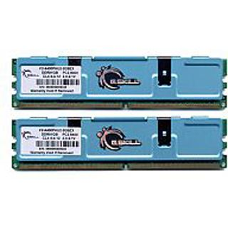 2x1024MB Kit G.Skill PC2-6400U 800MHz CL4