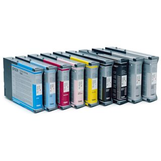 Epson Tinte C13T543100 schwarz photo