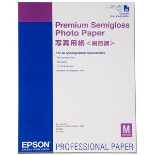 Epson Premium Fotopapier 59.4x42cm (25 Blatt)