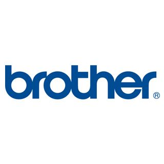 Brother SCHRIFTBAND NICHT LAMI NIERT SCHWARZ/WEISS 9MM PT 200 /210E/220/300/310/340/340C/3