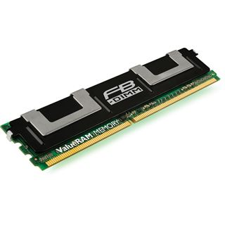 4GB Kingston ValueRAM DDR2-667 FB DIMM CL5 Single
