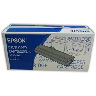 Epson Toner C13S050167 schwarz