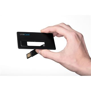 2 GB Freecom USBCard schwarz USB 2.0