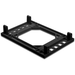Festplatten Einbaurahmen, 5,25 für 5,25 Schacht, 3,5 HDD