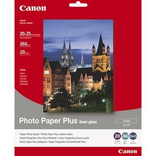 Canon Paper Plus SG-201 Fotopapier 20x25 cm (20 Blatt)