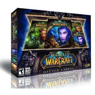 World of Warcraft - Battlechest Edition (PC)