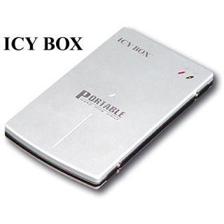 """2.5"""" ICY BOX IB-250U silber PATA->USB"""