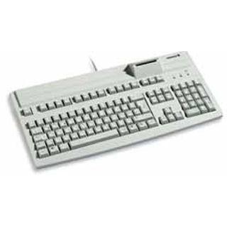 CHERRY G80-1502LQEDE-0 Chipkartenleser Tastatur Beige Deutsch PS/2