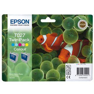 Epson C13T027403 farbig Kit