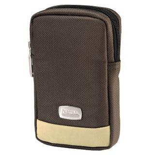 """Hama Rocky Road Braun Tasche für 2,5"""" Festplatten (00084128)"""