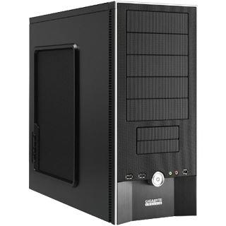 Gigabyte iSolo 210 Midi Tower ohne Netzteil schwarz