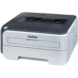 Brother HL-2150N Laser Drucker 2400x600dpi LAN/USB2.0