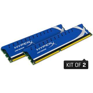 4GB Kingston HyperX DDR2-800 DIMM CL5 Dual Kit