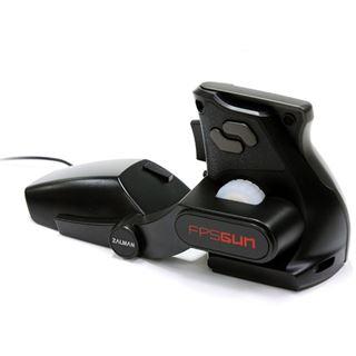 Zalman FG1000 USB schwarz (kabelgebunden)