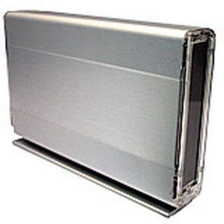 "3.5""(8,89cm) Evertech ET-1410 Alu SATA USB 2.0 Silber"