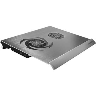 Revoltec Notebook Kühler RNC-2100, silber