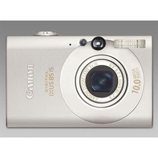 "Canon Digital Ixus 85 IS 10MPix 3fach opt. Zoom 2,5"" LCD silber"