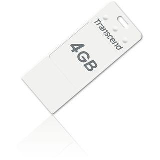4GB Transcend JetFlash T3 Weiß USB 2.0 Stick