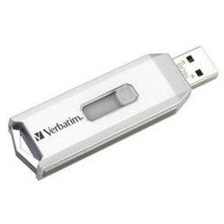 16 GB Verbatim Store `n` Go Executive silber USB 2.0