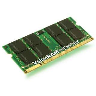 1GB Kingston ValueRAM DDR2-800 SO-DIMM CL6 Single