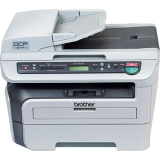 Brother DCP-7045N Multifunktion Laser Drucker 2400x600dpi LAN/USB2.0