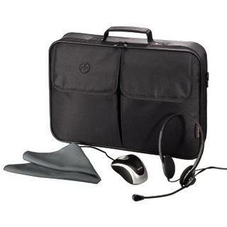 """Hama Notebook-Starter-Kit 17"""" (43,2cm) schwarz"""