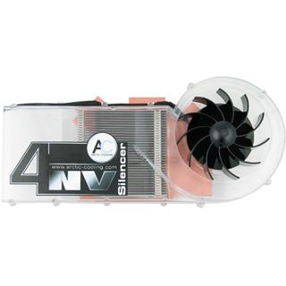Arctic Cooling Silencer 4 - Rev.2