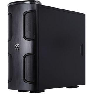 ATX Silverstone SST-KL03B Kublai - black (ohne Netzteil)