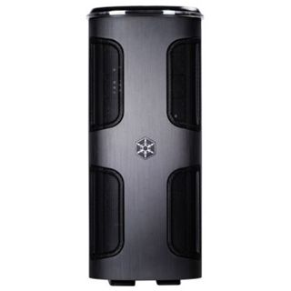 ATX Silverstone Kublai SST-KL03B-W Window Edition Big Tower o.NT Schwarz