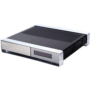 Silverstone Milo ML02MX Desktop 120 Watt schwarz