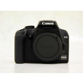 Canon EOS 1000D Spiegelreflex ohne Objektiv