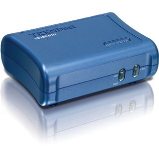 Trendnet TE100-P1U 1x USB/100-Mbit