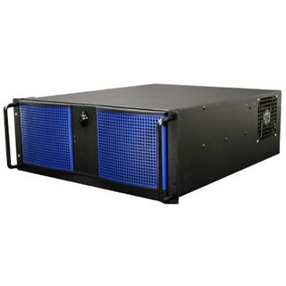 ATX Server Antec Quiet Take 4 Server Gehäuse 650W Schwarz