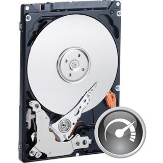 """320GB WD Scorpio Black WD3200BJKT 7200U/m 16MB 2,5"""" (6,4cm) SATA II"""