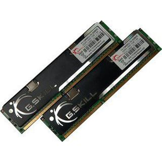 2x1024MB G.SKill F3 Series DDR3-1600 CL7 Kit