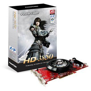 512MB Powercolor Radeon HD 3850 GDDR3 AGP BULK