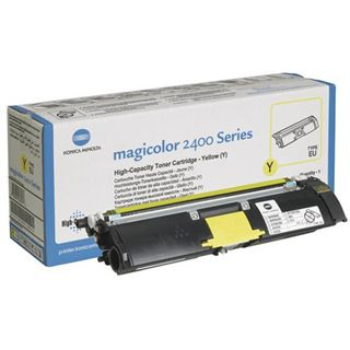 Konica Minolta 1710589-001 gelb mc2400Serie 1500pages