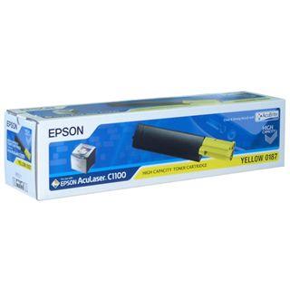 Epson Toner C13S050187 gelb