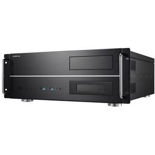 Lian Li PC-C32B USB3.0 Desktop ohne Netzteil schwarz