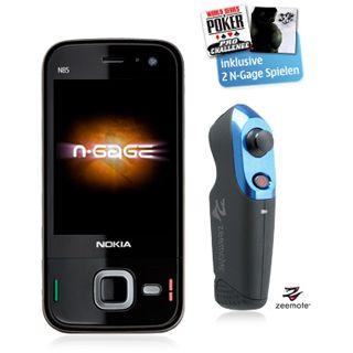 Nokia N85 3M inkl. Zeemote Cont
