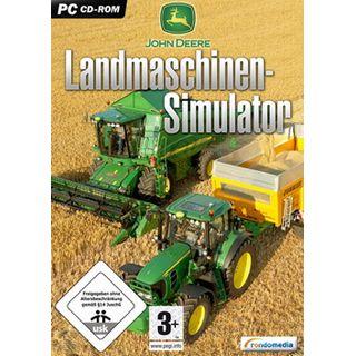 John Deere: Landmaschinen-Simulator (PC)